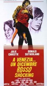A Venezia …un dicembre rosso shocking