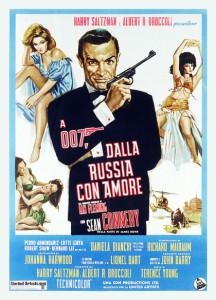 Agente 007, dalla Russia con amore
