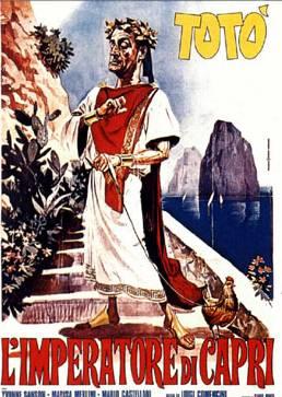 The Emperor of Capri Italy Movie Tour