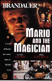 mario and the magician English essays: mario and the magician - illness and deformity.