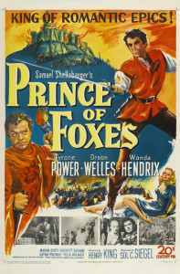 Princes of Foxes