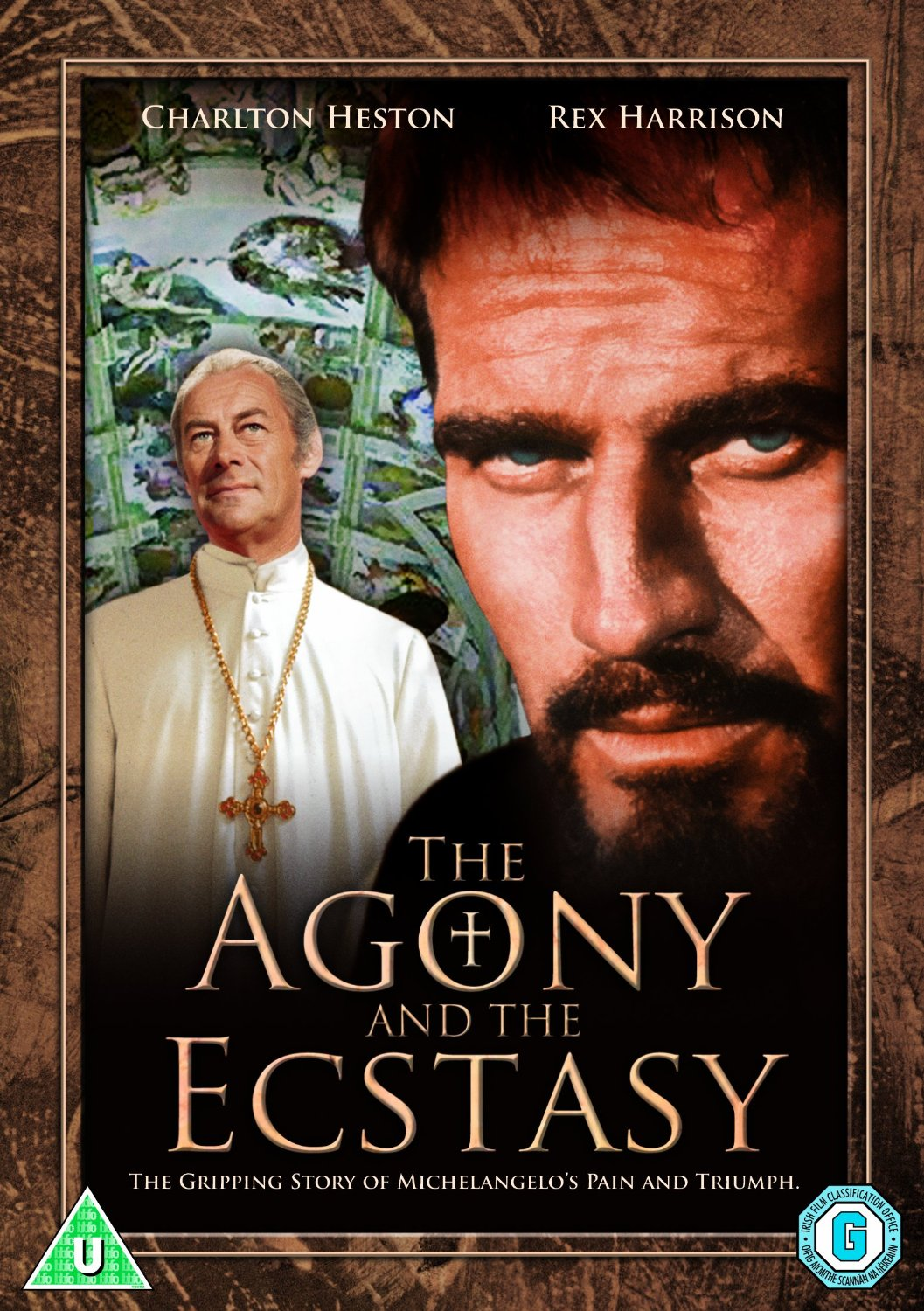 the agony and the ecstasy The agony and the ecstasy is a biographical novel of michelangelo buonarroti written by american author irving stonestone lived in italy for years visiting many of the locations in rome and florence, worked in marble quarries, and apprenticed himself to.
