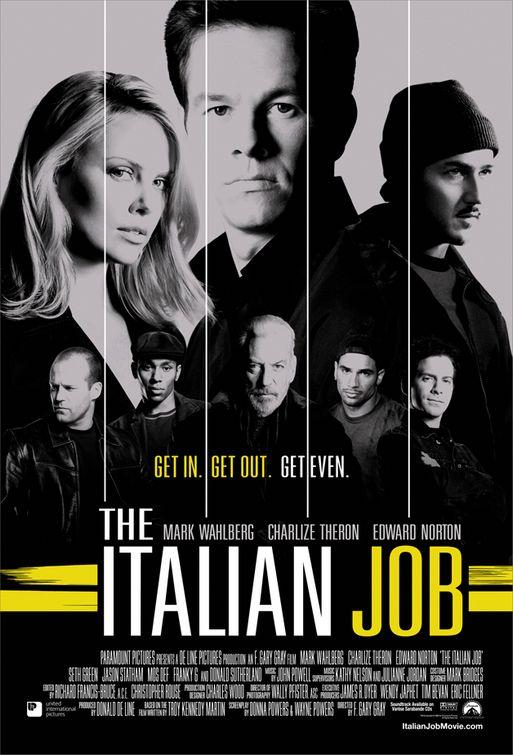 The Italian Job Itaiy Movie Tour
