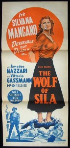 The Wolf of the Sila