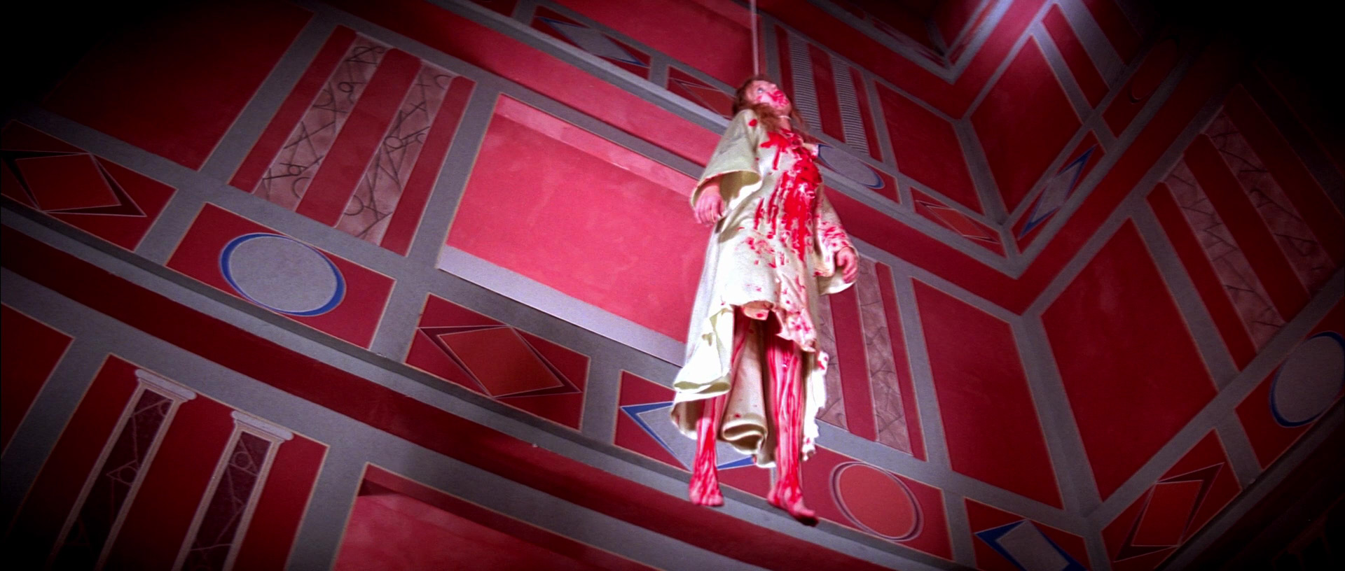 """Paint it red: Eine Szene aus Dario Argentos """"Suspiria"""""""