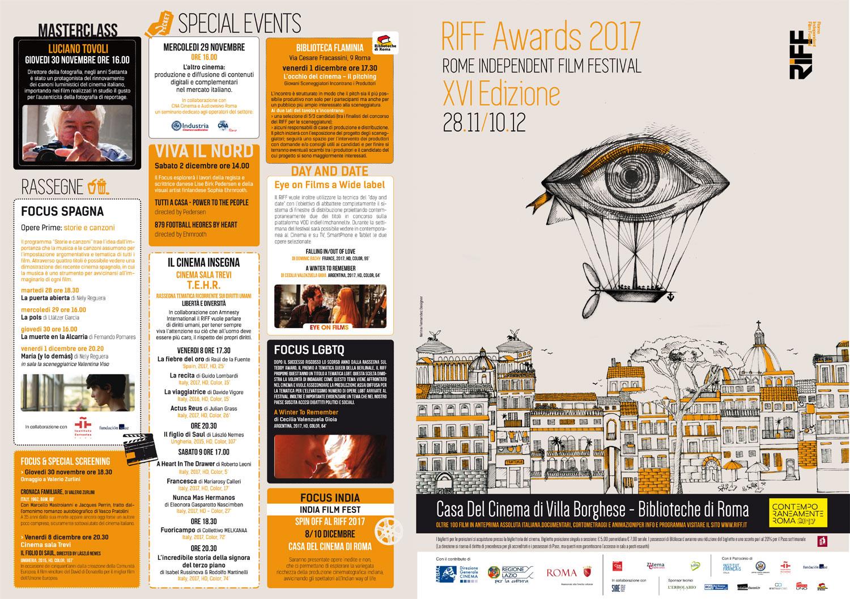 RIFF2017programmafronte