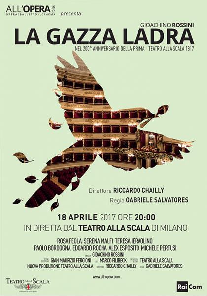 Teatro alla Scala di Milano: La gazza ladra