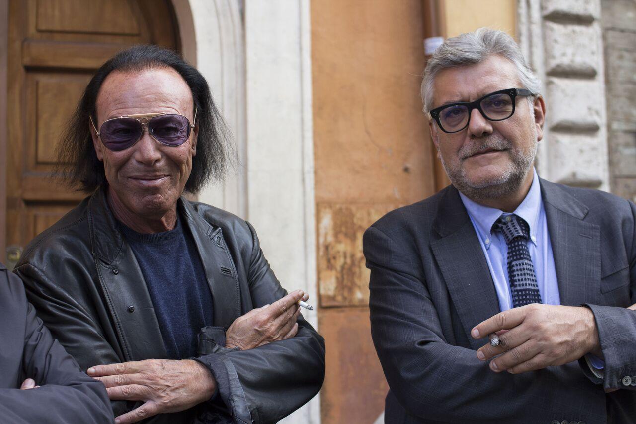 Pertini_Antonello Venditti e Giancarlo De Cataldo_preview