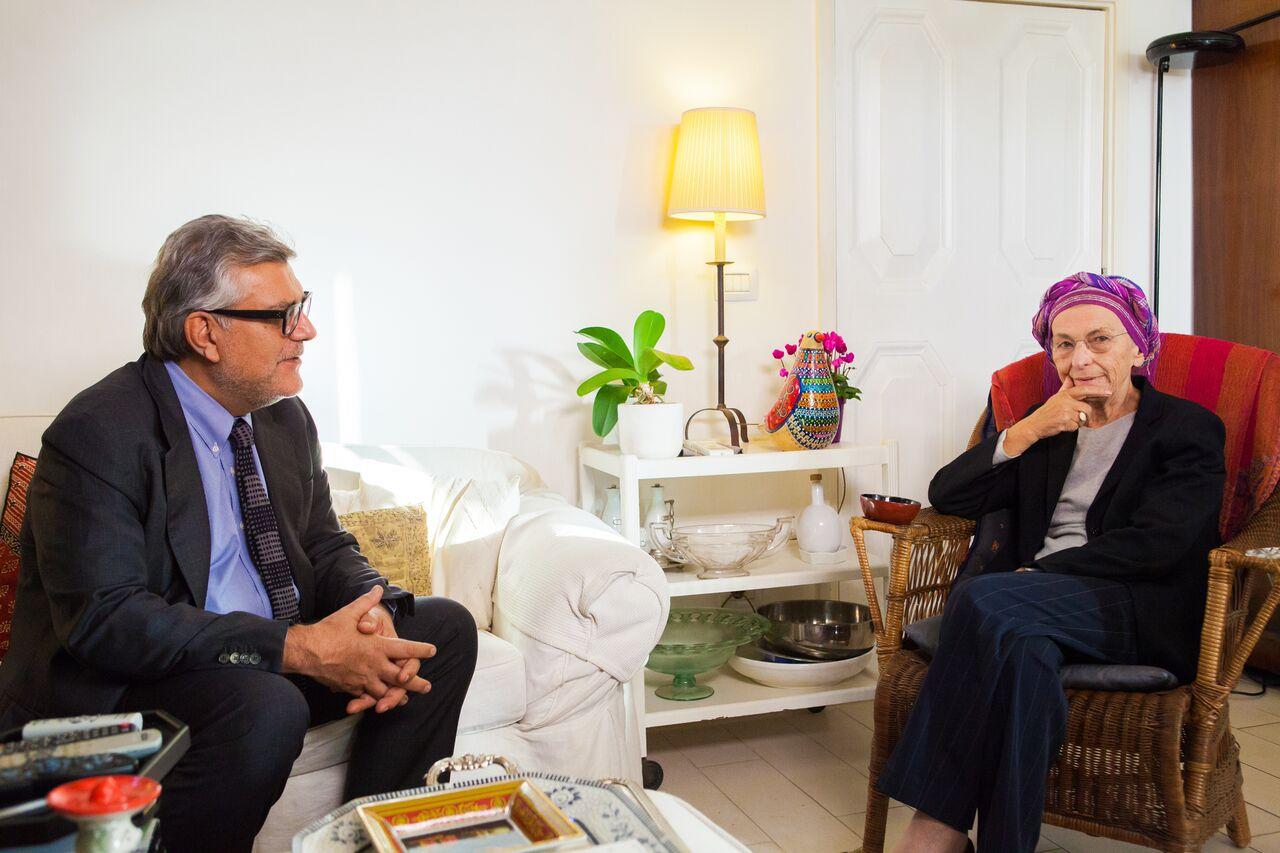 Pertini_Emma Bonino e Giancarlo De Cataldo_ Photo ADOLFO FRANZO'_preview