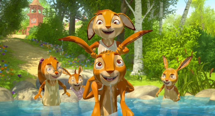 Rabbit School_I Guardiani dell'Uovo D'Oro_2