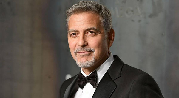 Clooney a Olbia